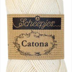 Scheepjes Catona (50gr) Old Lace 130