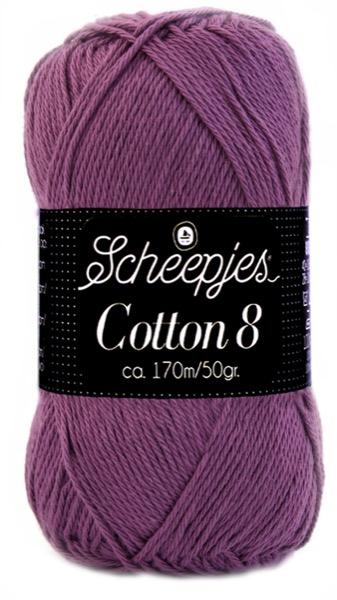 Scheepjes - Cotton 8 726