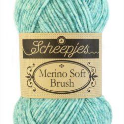 Scheepjeswol Merino Soft Brush Kleur Israëls 254