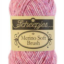 Scheepjeswol Merino Soft Brush Kleur van Dyck 256