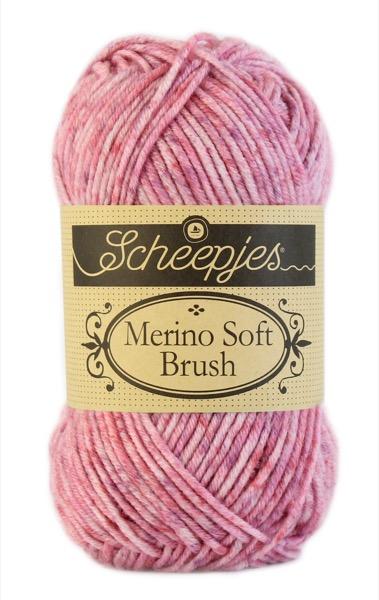 Scheepjes Merino Soft Brush Kleur van Dyck 256
