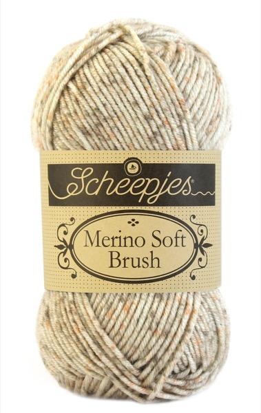 Scheepjes Merino Soft Brush Kleur van der Leck 257