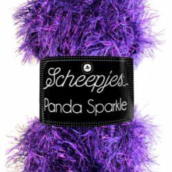 Scheepjes Panda Sparkle Kleur Amethyst 359