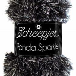 Scheepjes Panda Sparkle Kleur Black Diamond 353