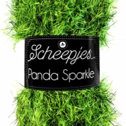 Scheepjes Panda Sparkle Kleur Emerald 358
