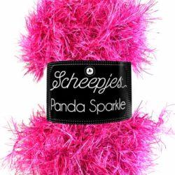 Scheepjes Panda Sparkle Kleur Pink Tourmaline 357