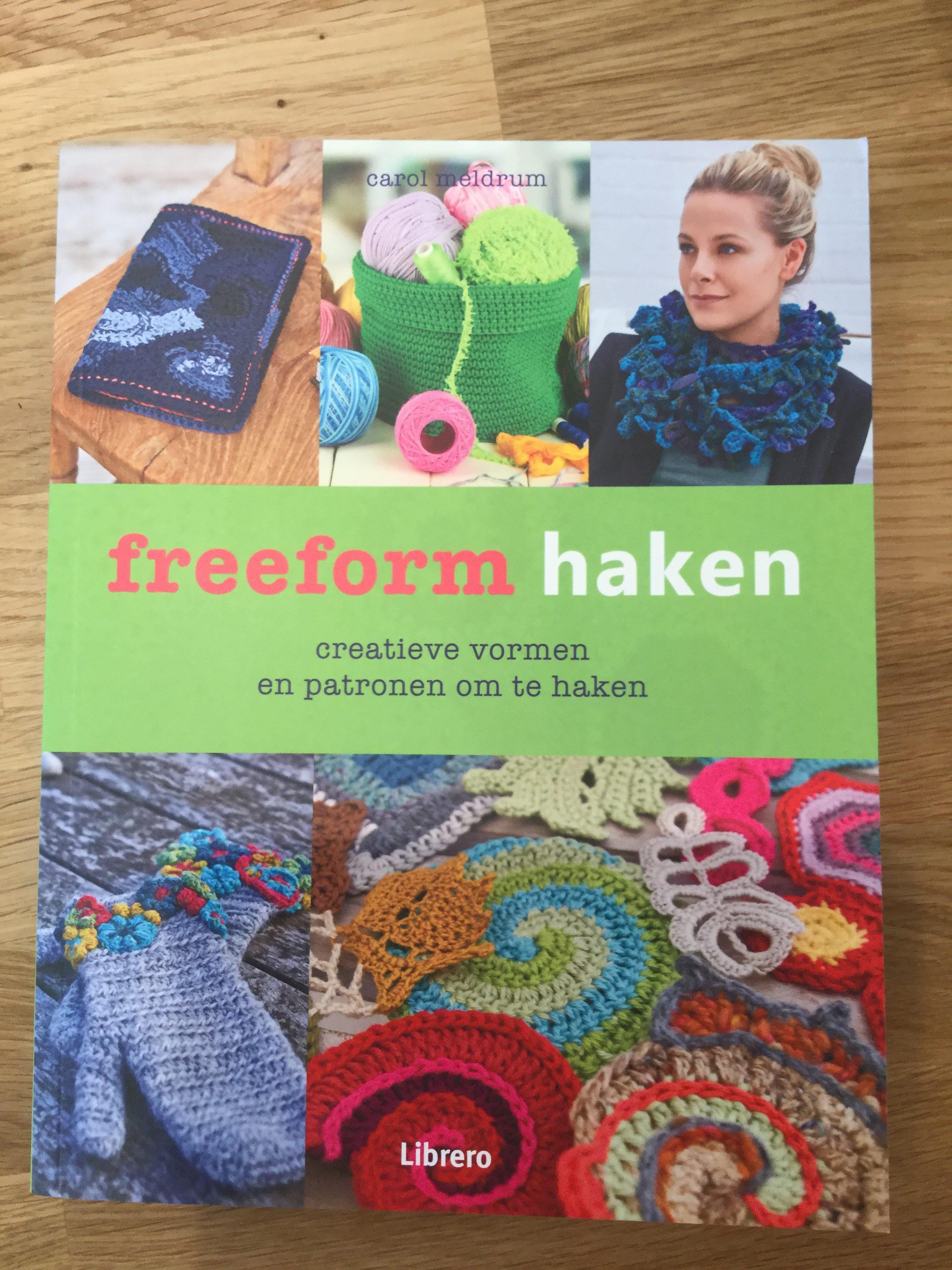 Freeform Haken Carol Meldrum Te Verkrijgen Bij Atelier9a