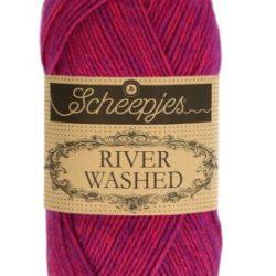 Scheepjes River Washed kleur Steenbras 942