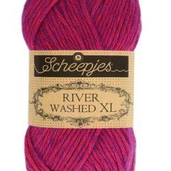 Scheepjes River Washed XL kleur Steenbras 982