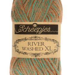Scheepjes River Washed XL  kleur Severn 993