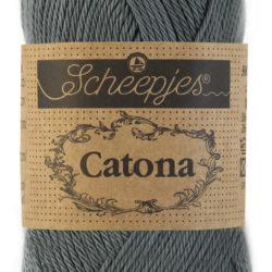 Scheepjes Catona (25gr) Anthracite 501