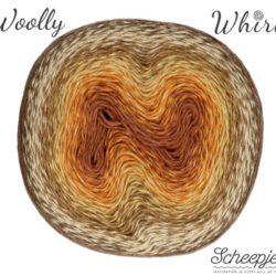 Scheepjeswol Woolly Whirl Kleur Chocolate Vermicelli 471