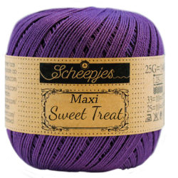 Scheepjeswol Maxi Sweet Treat Deep Violet 521