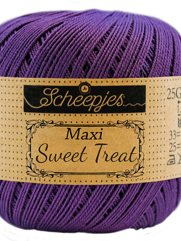 Scheepjes Maxi Sweet Treat Deep Violet 521