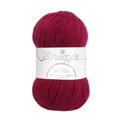 Scheepjeswol Our Tribe Kleur Raspberry Radiance 877
