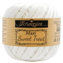Scheepjeswol Maxi Sweet Treat Bridal White 105
