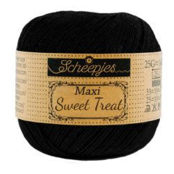 Scheepjes Maxi Sweet Treat Black 110