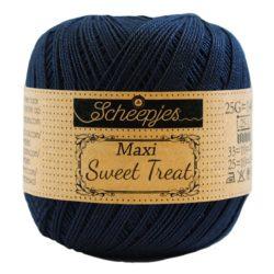 Scheepjeswol - Maxi Sweet Treat - kleur Ultramarine 124