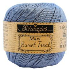 Scheepjeswol - Maxi Sweet Treat - kleur Bluebird 247