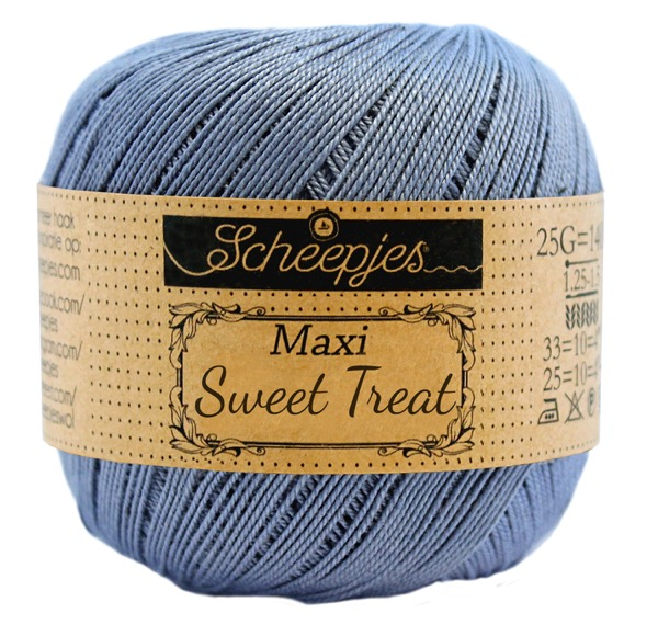 Scheepjes Maxi Sweet Treat Bluebird 247
