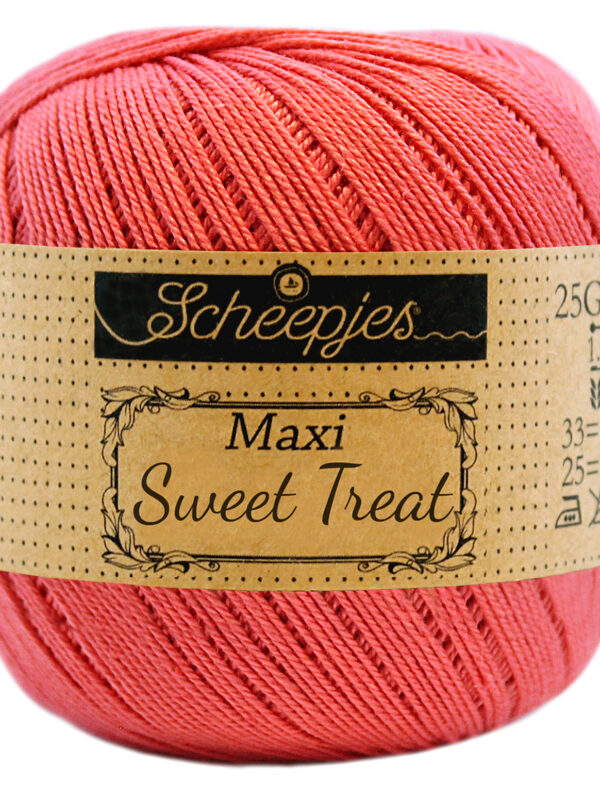 Scheepjes Maxi Sweet Treat Cornelia Rose 256