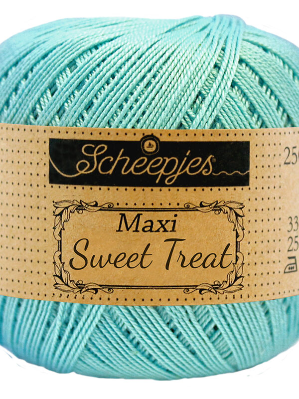 Scheepjes Maxi Sweet Treat Cyan 397
