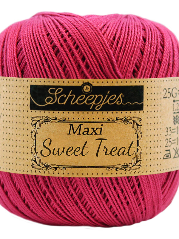 Scheepjes Maxi Sweet Treat Cherry 413