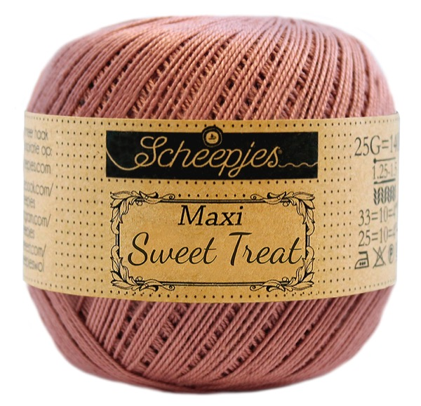 Scheepjes Maxi Sweet Treat Antique Rose 776