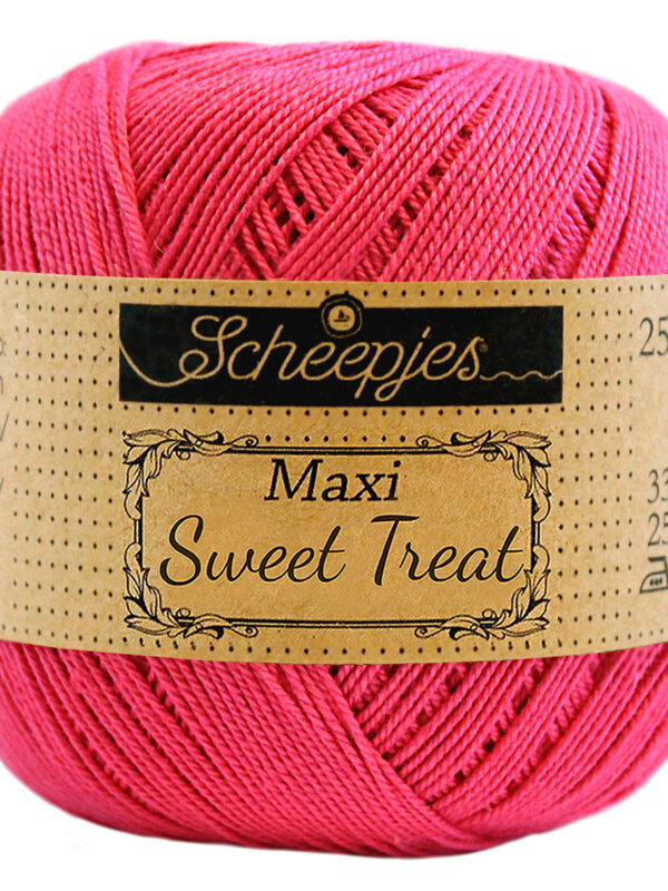 Scheepjes Maxi Sweet Treat Fuchsia 786