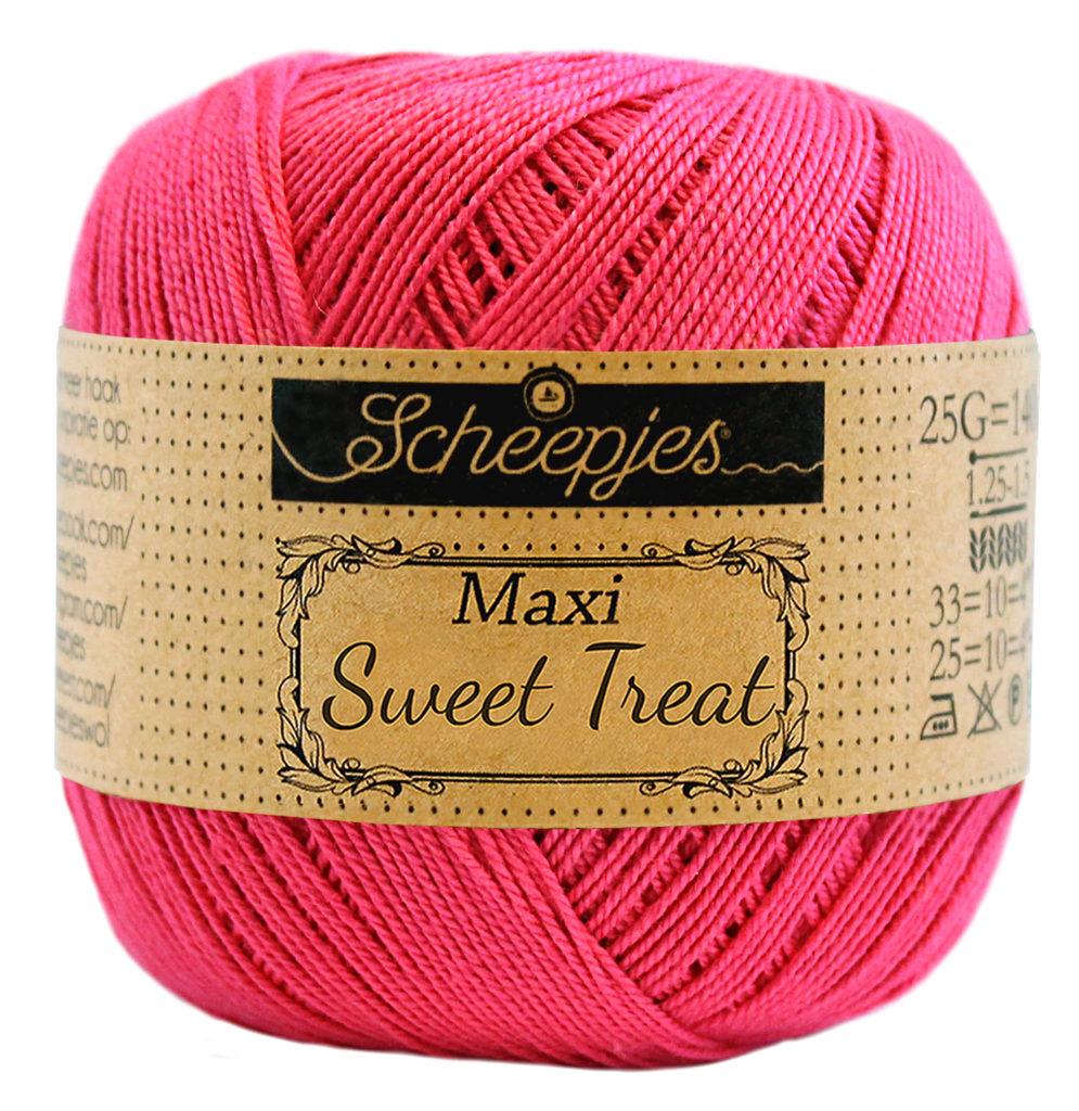 Scheepjes Maxi Sweet Treat Fuchsia 786