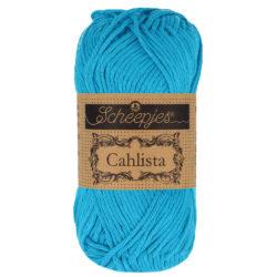 Scheepjeswol Cahlista Kleur Vivid Blue 146