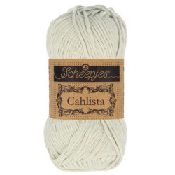 Scheepjeswol Cahlista Kleur Light Silver 172