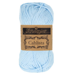 Scheepjeswol Cahlista Kleur Bluebell 173