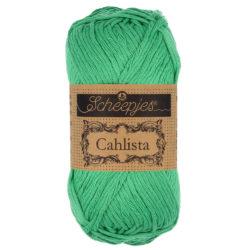 Scheepjeswol Cahlista Kleur Parrot Green 241
