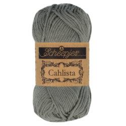 Scheepjeswol Cahlista Kleur Metal Grey 242