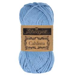 Scheepjeswol Cahlista Kleur Bluebird 247