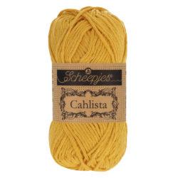 Scheepjeswol Cahlista Kleur Saffron 249