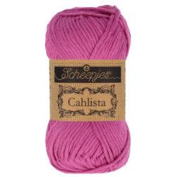 Scheepjeswol Cahlista Kleur Garden Rose 251