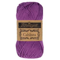 Scheepjeswol Cahlista Kleur Ultra Violet 282