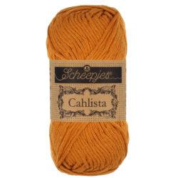 Scheepjeswol Cahlista Kleur Ginger Gold 383