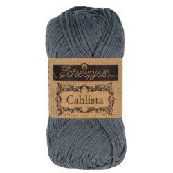 Scheepjeswol Cahlista Kleur Charcoal 393