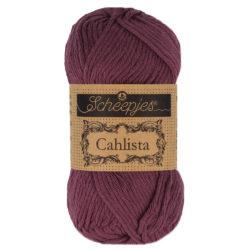 Scheepjeswol Cahlista Kleur Shadow Purple 394