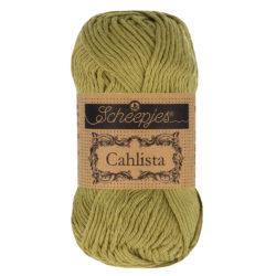Scheepjeswol Cahlista Kleur Willow 395
