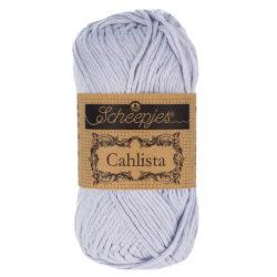 Scheepjeswol Cahlista Kleur Lilac Mist 399