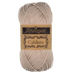 Scheepjeswol Cahlista Kleur Soft Beige 406