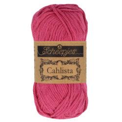 Scheepjeswol Cahlista Kleur Cherry 413