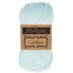 Scheepjeswol Cahlista Kleur  Baby Blue 509