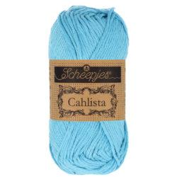 Scheepjeswol Cahlista Kleur Sky Blue 510