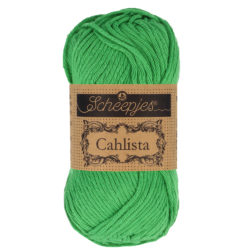 Scheepjeswol Cahlista Kleur Emerald 515