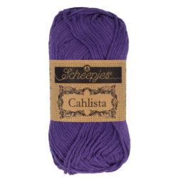 Scheepjeswol Cahlista Kleur Deep Violet 521